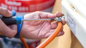 Комплектующие газовых шлангов: выбор диэлектрика. Какие ...