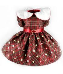<b>Christmas</b> Plaid Fancy <b>Dog</b> Dress, <b>Sequined</b> Skirt - <b>Dog</b> Dresses ...