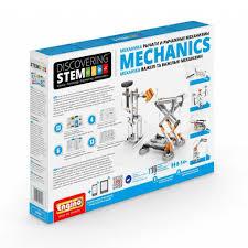 Конструктор <b>ENGINO</b> STEM01 DISCOVERING <b>STEM</b>. Механика ...