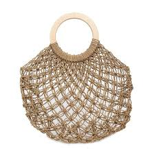 <b>2019 Women'S</b> Fashion <b>Straw Woven</b> Bag Hollow Out Handbag ...