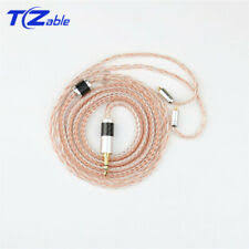 Earphone Upgrade Cable 2.5/4.4/3.5mm For MMCX <b>16 Strands</b> ...