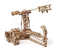 <b>Конструктор Ugears</b> 3D-пазл <b>Авиатор</b> - Акушерство.Ru