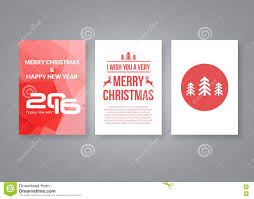 happy new year 2016 and merry christmas vector modern brochure happy new year 2016 and merry christmas vector modern brochure design template numbers set