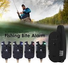 <b>JY 59 Wireless Carp Fishing</b> Bite Alarm Fishing Rod Illuminated ...
