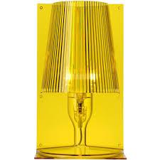 kartell ferruccio laviani take table light yellow battery table lamps ferruccio laviani