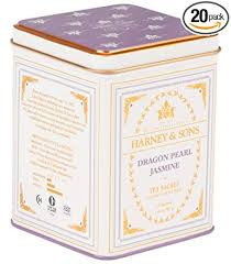 Harney & Sons Dragon Pearl Jasmine Tea, 20 ... - Amazon.com