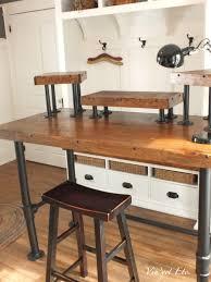 industrial style desk reveal 13 american retro style industrial furniture desk