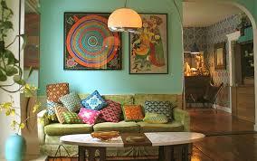 pastel bohemian living room bohemian style living room