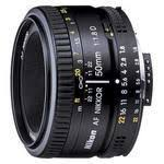 <b>AF NIKKOR 50mm f/1.8D</b> - Allen's Camera