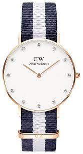 <b>Наручные часы</b> Daniel Wellington Classy Glasgow Rose <b>Gold</b> 34mm