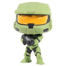 <b>Фигурка Halo</b> Infinite <b>Funko POP</b>! Master Chief