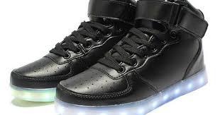 <b>Hot</b> Sale <b>New</b> Men and Women Fashion Luminous Shoes <b>High</b> ...