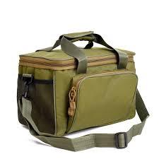 oxford cloth multifunctional fishing tackle bag sports shoulder crossbody bags waterproof waist