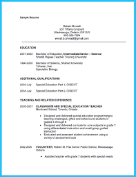 there are several parts of assistant teacher resume to concern there are several parts of assistant teacher resume to concern before you want to write it