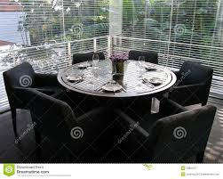 Dining Room Table Setting Luxury Dining Room Formal Table Setting Stock Images Image 5385124