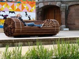garden furniture luxury bamboo designer furniture bench design bamboo design furniture