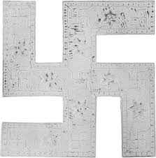 Image result for silver swastik