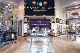 sneak a peek inside the new urban decay store interview urban retail merchandising