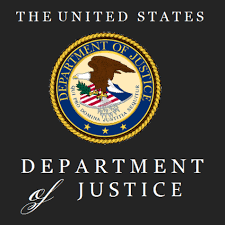 「United States Department of Justice」の画像検索結果