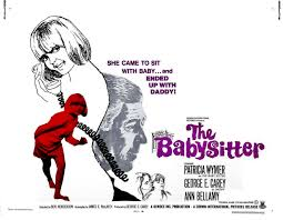 the babysitter 1969 poster horror sci fi thriller and cult the babysitter 1969 poster
