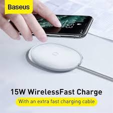<b>Беспроводное зарядное</b> устройство <b>Baseus</b> 15 Вт Qi для iPhone ...