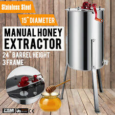 VEVOR Honey Extractor <b>Beekeeping Supplies</b> for sale | eBay