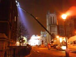 this essay reality tv explores why reality tv has become so english arri lights mounted on a bronto access platform from nationwide access after finishing a