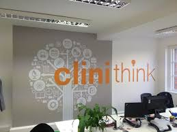 office wall graphics office walls and branding on pinterest advertising agency office szukaj