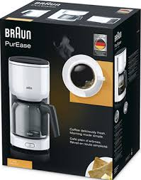 <b>Кофеварка BRAUN KF 3120</b> WH купить в интернет-магазине ...