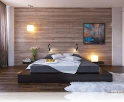 black platform bed decorative panels and wooden walls on pinterest bedroom wood wall panel