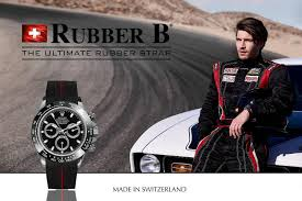 <b>Rubber</b> B <b>Watch Bands</b> & Straps | The Ultimate <b>Rubber</b> Strap