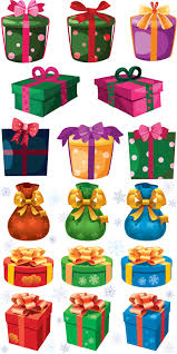 christmas presents templates vector vector graphics blog christmas presents templates vector