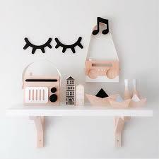 Online Shop <b>1 Pair</b> Nordic Style Cute Wooden <b>3D Eyelash</b> ...