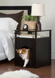 merry pet litter box cabinet catbox litter box enclosure
