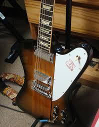 <b>Gibson Firebird</b> — Википедия