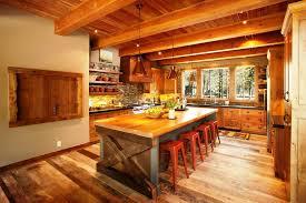 rustic kitchen island: image of rustic kitchen island ideas