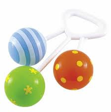 "Погремушка <b>Canpol</b> Babies Rattle ""Three balls"" 2/664"