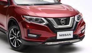 1:18 Scale <b>Nissan X</b>-<b>Trail</b>/ <b>Rogue</b> Evaluation - Paudi Model