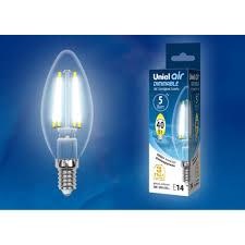 <b>Лампочка Uniel LED</b>-<b>G45</b>-6W/WW/E14/FR ALM01WH (1001291084 ...