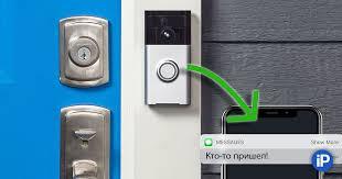 Как сделать умный <b>дверной звонок</b> с уведомлениями на iPhone