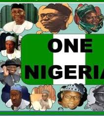 Image result for nigeria be one