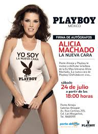 Image result for Alicia Machado play boy
