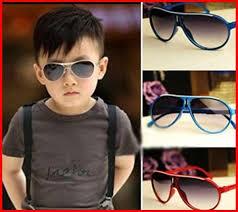 Compre <b>2016</b> Novo Design Chrismas Crianças <b>Óculos De Sol</b> Na ...