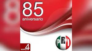 85 años del partido de Enrique Peña Nieto (#EPN, #PRI, #85añosdelPRI)