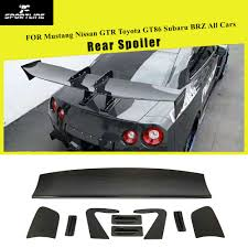 Задний <b>спойлер</b> багажника <b>Big</b> Barb для Nissan GTR Ford ...