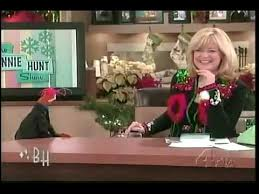 Pepe the King Prawn on The Bonnie Hunt Show - YouTube