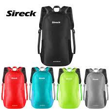 Sireck Sport Gym Bag Men Women 15L <b>Nylon Foldable Travel Bag</b> ...