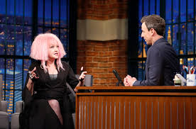 <b>Cyndi Lauper</b> Explains How <b>She's</b> Forcing Change In North Carolina