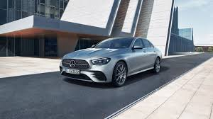 <b>Mercedes</b>-<b>Benz E-Class</b>: The most intelligent business saloon.