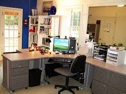 view in gallery a home office
